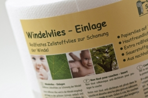 Windeln Test 2016 Windelvlies