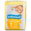 babylove windeln im test