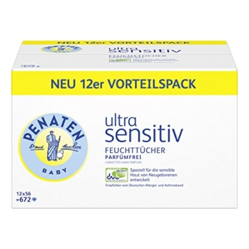 Penaten Ultra Sensitiv Tücher - 1